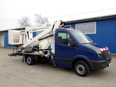 B200PX, VW Crafter_nahled